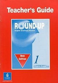 Evans V. Round-Up Grammar Practice 1 TG