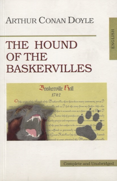 Фото - Doyle A. Doyle The hound of the Baskervilles doyle a c micah clarke 1 м кларк 1 на англ яз doyle a c
