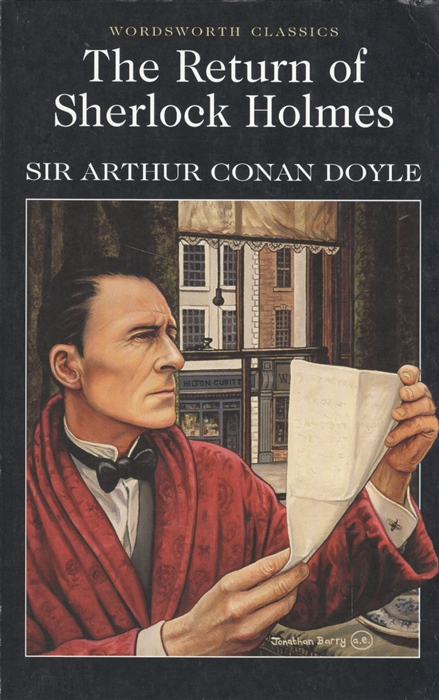 Doyle A. Doyle The return Sherlock Holmes
