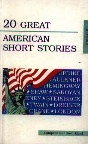 лучшая цена 20 Great American short stories