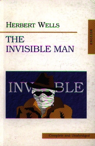 Wells H. Wells The invisible man цена