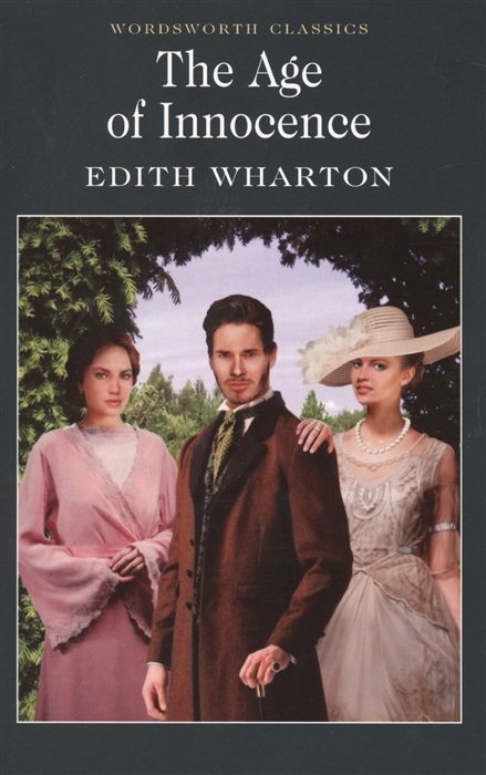Wharton E. Wharton The Age of Innocence цена