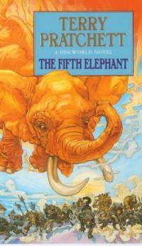 Фото - Pratchett T. The Fifth Elephant мягк Pratchett T Британия ИЛТ pratchett terry maskerade