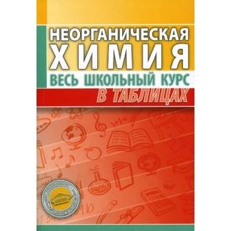 Манкевич Н., сост. Неорганическая химия Весь шк курс в таблицах