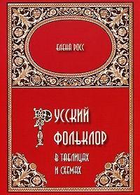 Росс Е. Русский фольклор в таблицах и схемах современный русский фольклор сибири