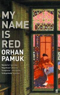 Pamuk O. My Name is Red my name is leon