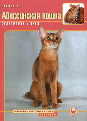 Белова К. Абиссинская кошка Содержание и уход