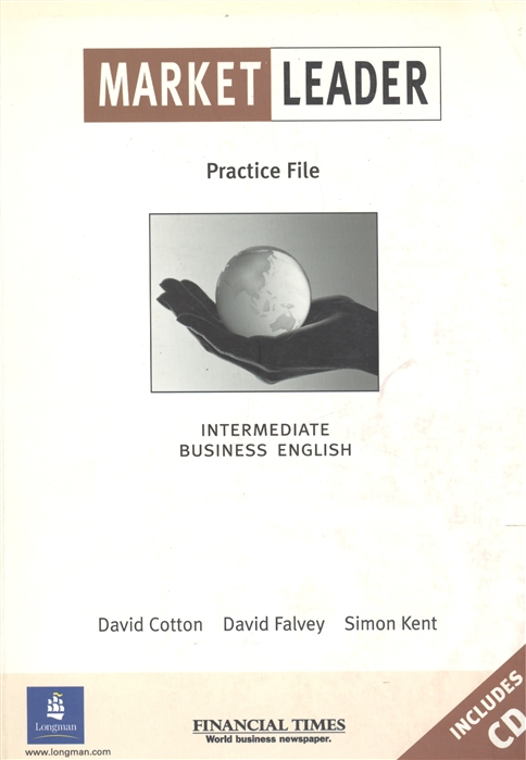 Cotton D. Market Leader Practice File Int market leader upper intermediate practice file cd