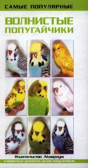 Фото - Винс Т. Самые популярные волнистые попугайчики пинтер гельмут самые популярные попугаи и попугайчики