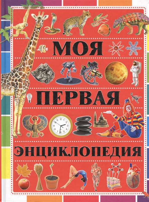 Чайка Е. Моя первая энциклопедия