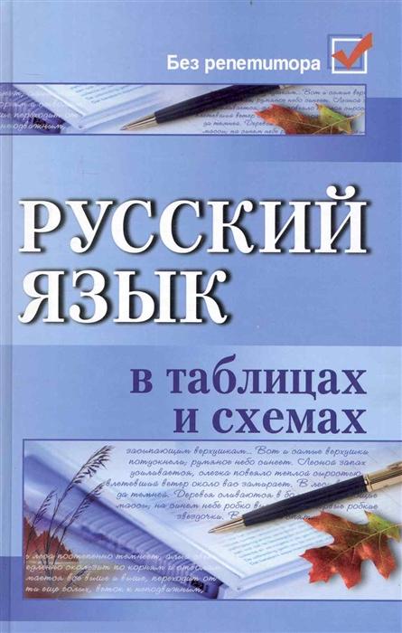 Амелина Е. Русский язык в таблицах и схемах
