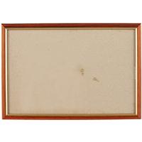 Рама 20*30 деревянная, цв. коричневый с золотом, со стеклом, Двуреченский