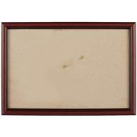 Рама 20*30 деревянная, цв. коричневый темный, со стеклом, Двуреченский