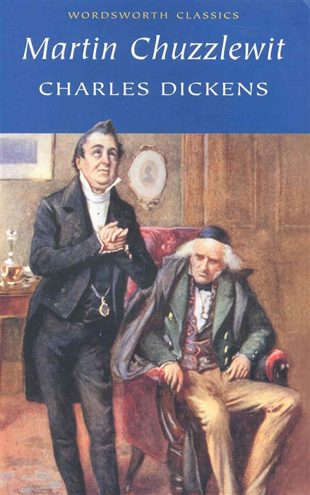 Dickens C. Martin Chuzzlewit dickens c christmas books