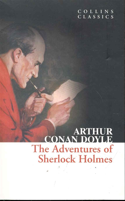 Doyle A. The Adventures of Sherlock Holmes doyle a the case book of sherlock holmes
