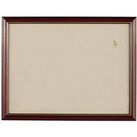 Рама 30*40 деревянная, цв. коричневый с золотом, лак, со стеклом, Двуреченский