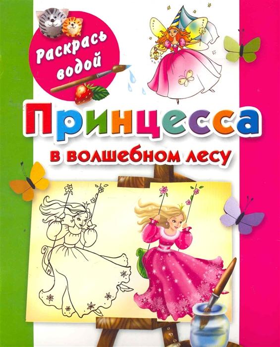 купить Жуковская Е. Р Принцесса в волшебном лесу по цене 66 рублей