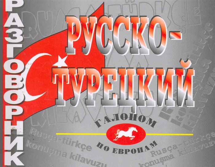 Васильцов В. (сост.) Русско-турецкий разговорник