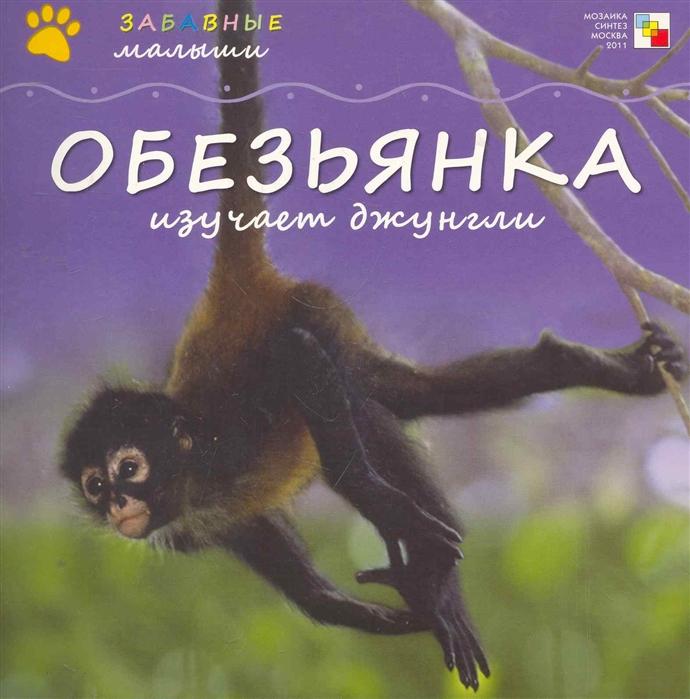 Бурмистрова Л. Обезьянка изучает джунгли л бурмистрова что мы слышали на речке