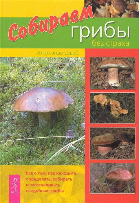 Шваб А. Собираем грибы без страха цены онлайн