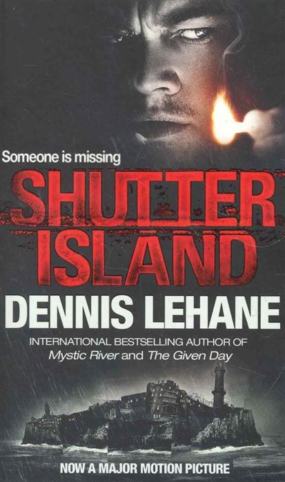Lehane D. Shutter Island lehaned since we fell isbn 9780062677143