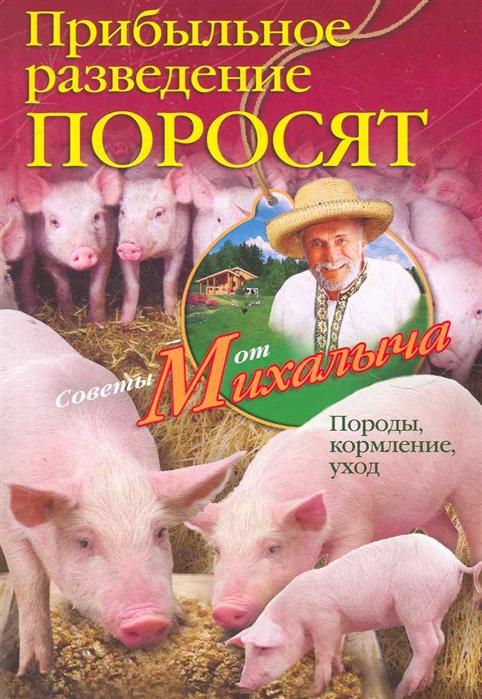 купить Звонарев Н. Прибыльное разведение поросят по цене 69 рублей