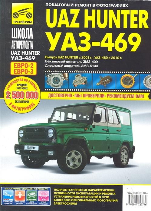 цена на Горфин И.,Капустин А., Шульгин А. и др. Uaz Hunter УАЗ-469 в фото