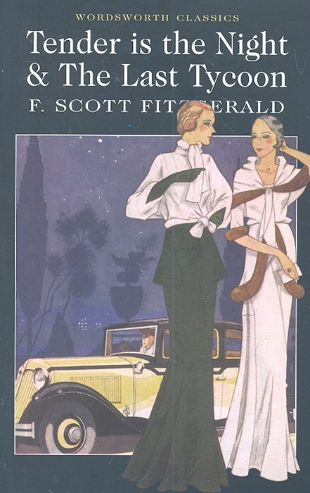 Fitzgerald F. Tender is the Night The Last Tycoon fitzgerald f the last tycoon the diamond as big as the ritz