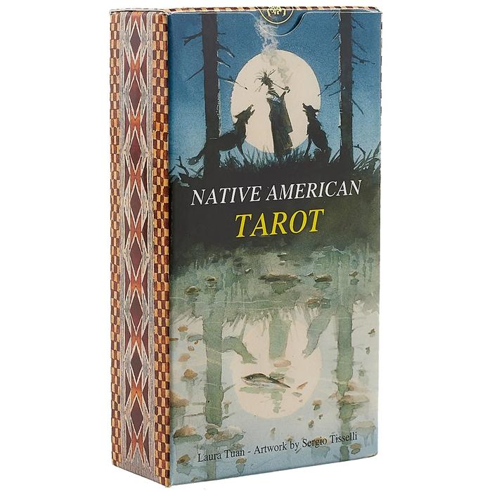 Таро Индейцев Америки Руководство и карты минетти р эпическое таро руководство и карты