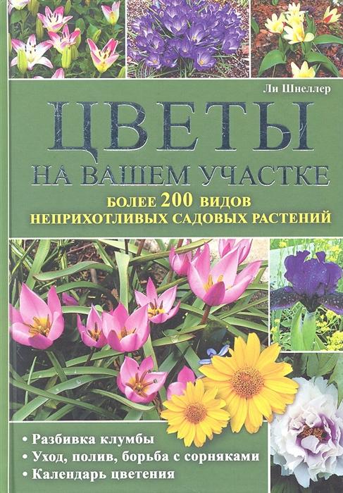 Цветы на вашем участке Более 200 видов неприхотливых садовых растений
