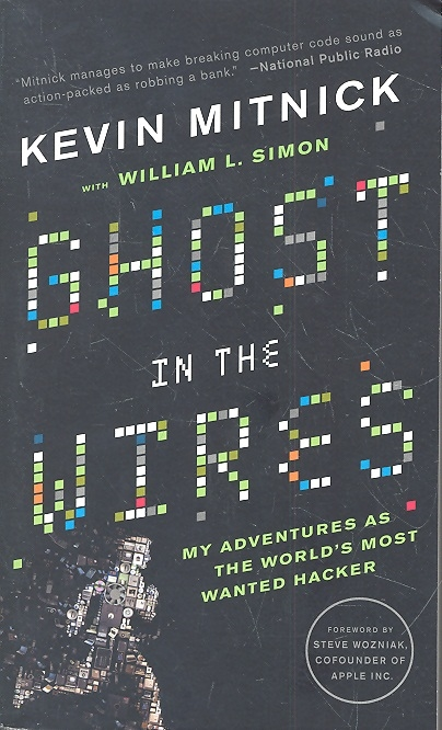 Mitnick K., Simon W. Ghost in the Wires romance in wires