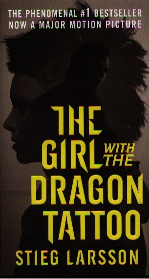 Larsson S. The Girl with the Dragon Tattoo Movie Tie-In Edition