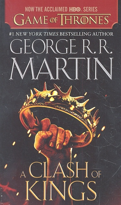 Martin G. A Clash of Kings Movie Tie-In Edition martin george raymond richard clash of kings isbn 978 0 00 647989 5