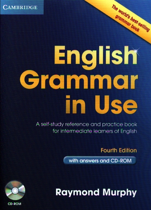 Murphy R. English Grammar in Use with answers and CD-ROM Fourth Edition english pronunciation in use advanced 5 cd cd rom