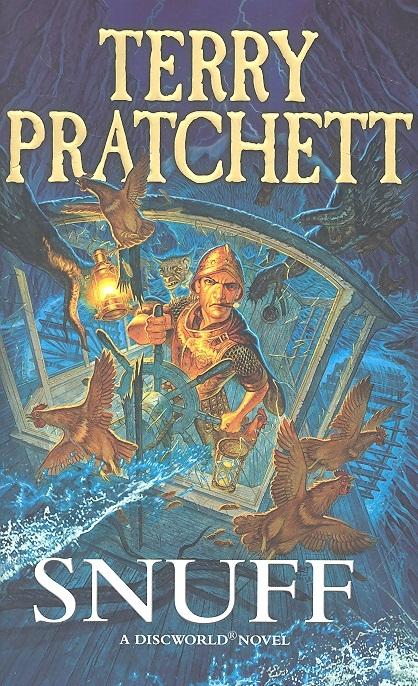 Pratchett T. Snuff pratchett terry wings