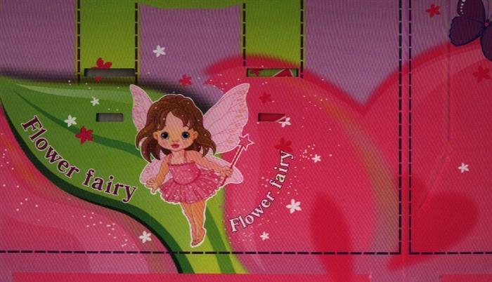Чудесный чемоданчик Сделай сам Цветочная фея