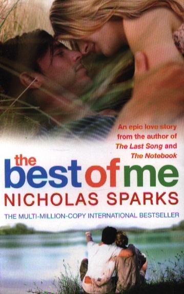Sparks N. The Best of Me sparks n nights in rodanthe