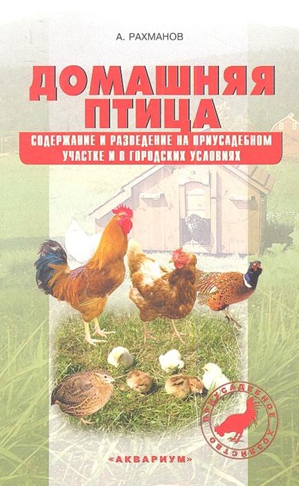Домашняя птица Содержание и разведение на приусадебном участке и в городских условиях