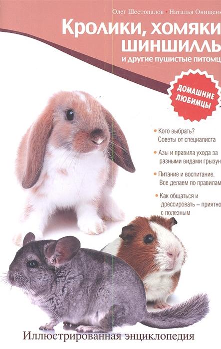 Кролики хомяки шиншиллы и другие пушистые питомцы
