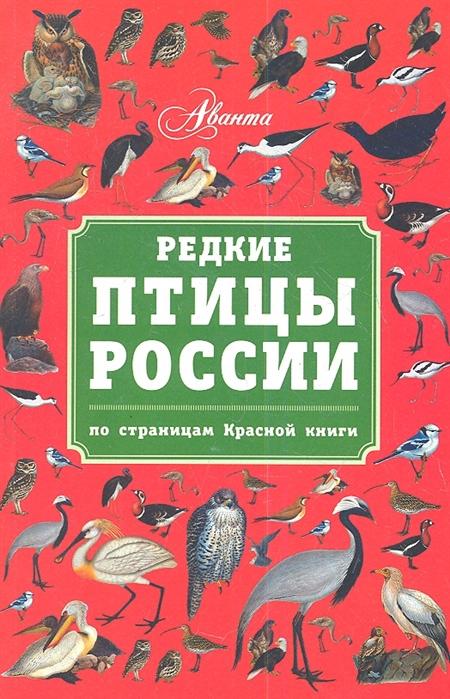 Редкие птицы России По страницам Красной книги