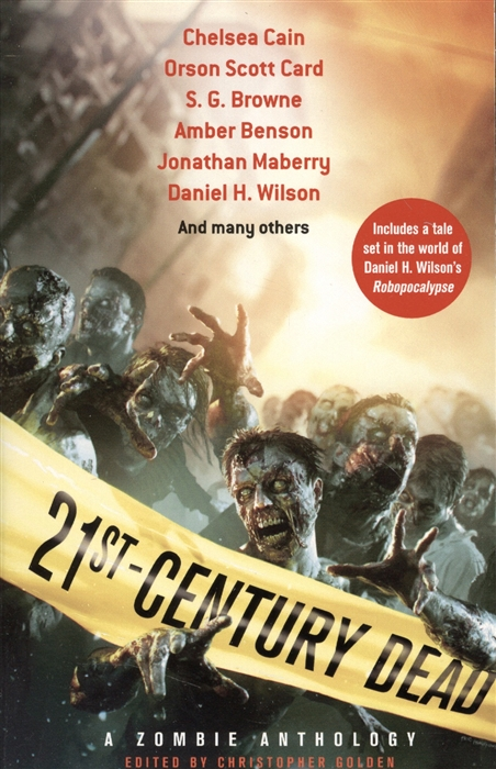 21st Century Dead A Zombie Anthology