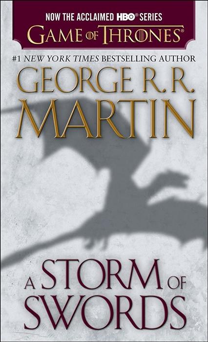 Martin G. A Storm of Swords морган райс a rite of swords