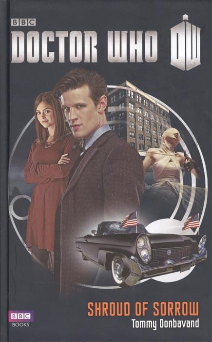 Donbavand T. Doctor Who Shroud of Sorrow
