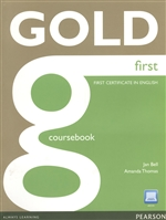 Gold First Coursebook with ActiveBook (+CD)