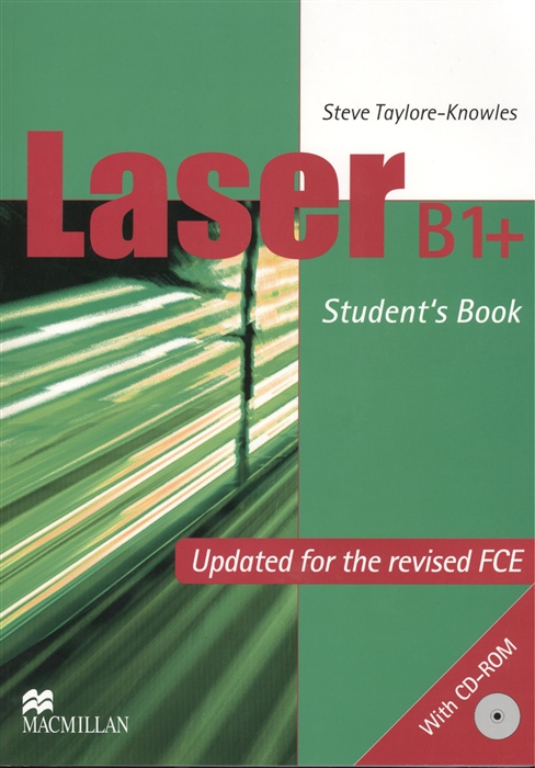 Taylore-Knowles S. Laser B1 Student s Book CD mann malcolm taylore knowles steve laser workbook key level b1 cd