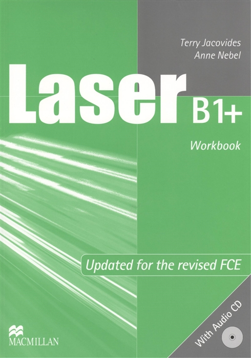 Jacovides T., Nebel A. Laser B1 Workbook CD