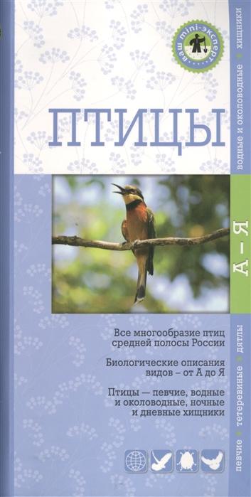 Птицы Все многообразие птиц средней полосы России Биологические описания видов - от А до Я Птицы - певчие водные и околоводные ночные и дневные хищники