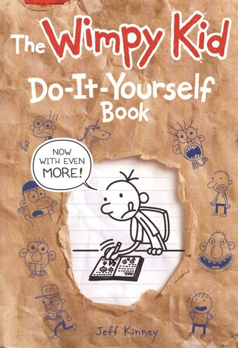 Kinney J. The Wimpy Kid Do-It-Yourself Book