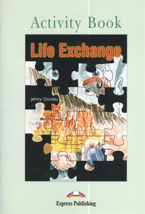 Dooley J. Life Exchange Activity Book dooley j orpheus decending activity book