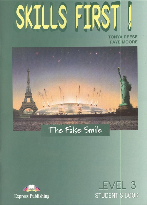 цена на Reese T., Moore F. Skills First The False Smile Level 3 Student s Book CD